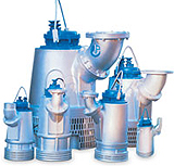 Dewatering & Drainage Submersible Pump
